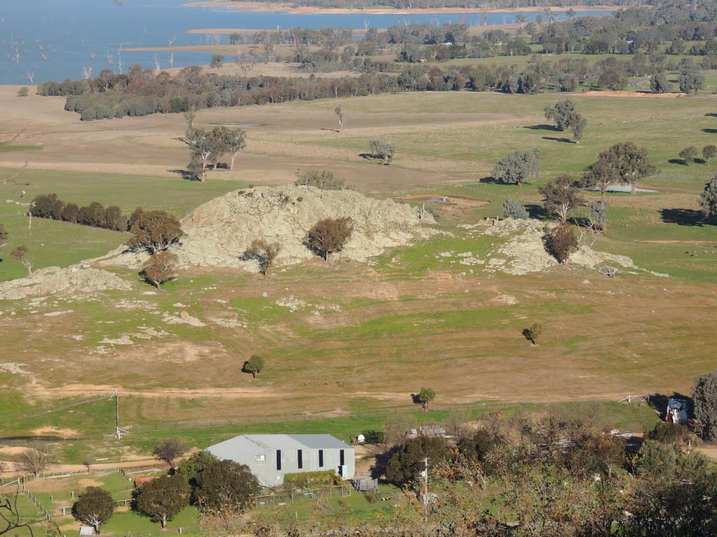 Little Budginigi Hill, Tabletop (2013)
